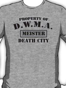 D.W.M.A. Meister Uniform T-Shirt