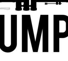 Funny Trumpet Player Sticker