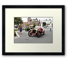 Great American Race 2007 McMinnville Tennessee Framed Print