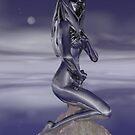Immortalized In Silver by Rhonda Blais