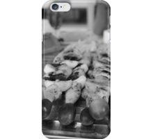 Chicken on the barbie iPhone Case/Skin