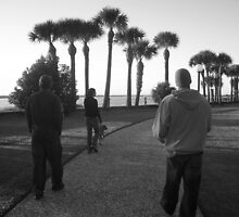 A Walk on Jekyll Island by dinkfuente