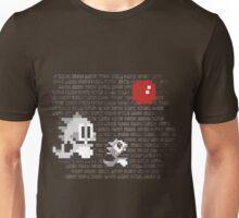 Bubble Bobble Banksy Unisex T-Shirt