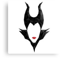 Disney Villains - Maleficent Canvas Print