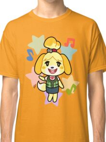 Isabelle of Animal Crossing Classic T-Shirt