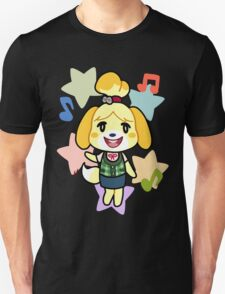 Isabelle of Animal Crossing Unisex T-Shirt