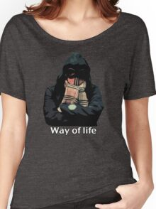 Way of life Women's Relaxed Fit T-Shirt