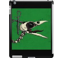 Scissor Crow iPad Case/Skin