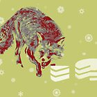 The fox and the cake by Giulia Landonio