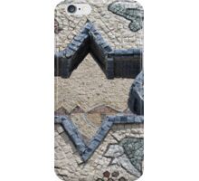 Star of David  in mosaic - Judaism iPhone Case/Skin