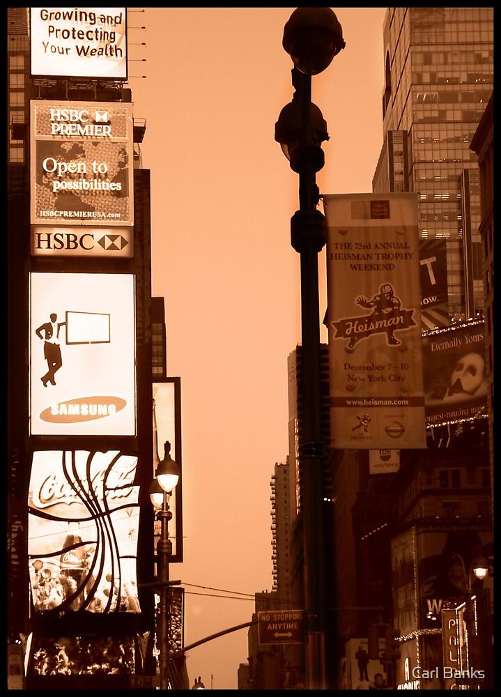 New York, New York by Carl Banks