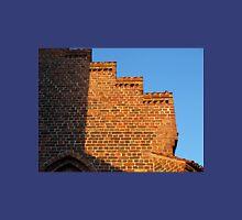 Details of bricks wall background Unisex T-Shirt
