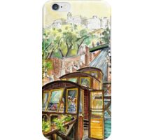 The Funicular From Budapest iPhone Case/Skin