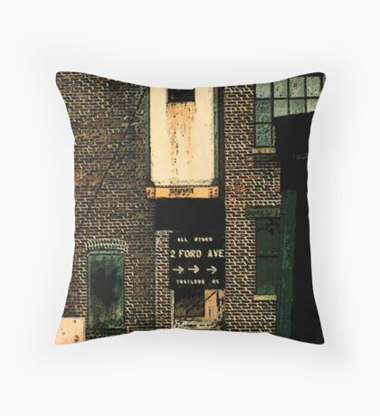 Directions. Throw Pillow