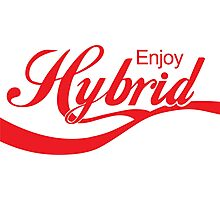Enjoy Hybrid JDM Photographic Print