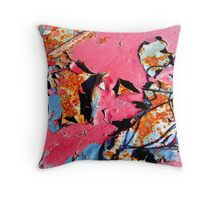 Before Troy (temporal arrows and slings) Throw Pillow