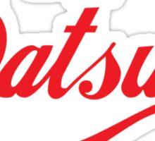 Enjoy Datsun JDM Sticker