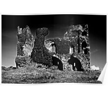 Ballycarbery Castle Poster