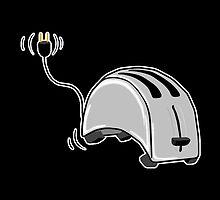 Toaster Dog by Gavin King