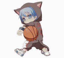 Kuroko no Baskett - chibi Kuroko T-Shirt