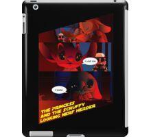 I love you - I know iPad Case/Skin