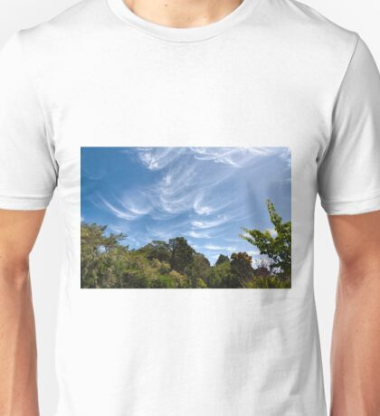 Flying Clouds Unisex T-Shirt