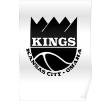 Kansas City Kings Omaha Poster