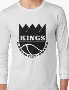 Kansas City Kings Omaha Long Sleeve T-Shirt