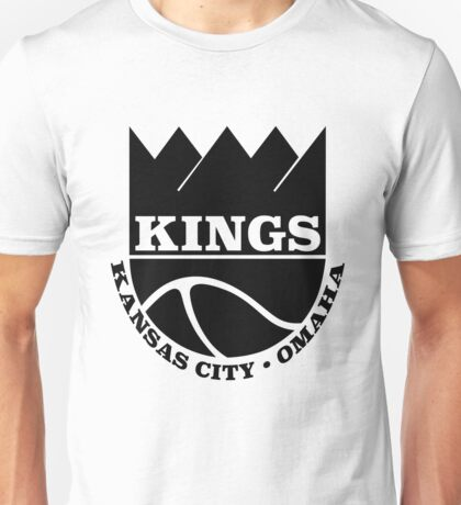 Kansas City Kings Omaha Unisex T-Shirt