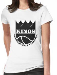 Kansas City Kings Omaha Womens Fitted T-Shirt