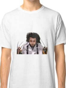 Edward Razorhands Classic T-Shirt