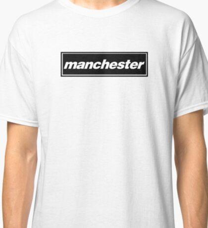 Oasis - Manchester logo Classic T-Shirt