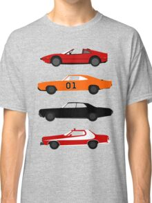 The Car's The TV Star Classic T-Shirt
