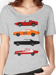 The Car's The TV Star Women's Relaxed Fit T-Shirt