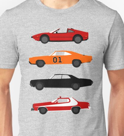 The Car's The TV Star Unisex T-Shirt