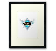 """Victory League of Legends """"NEW"""" Framed Print"""