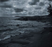Lake Superior by Sherstin Schwartz