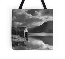 Boathouse, Llyn Cregennen Tote Bag