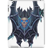 Frostmourne Shield & Sword iPad Case/Skin