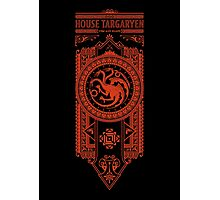 House of Dragons Photographic Print