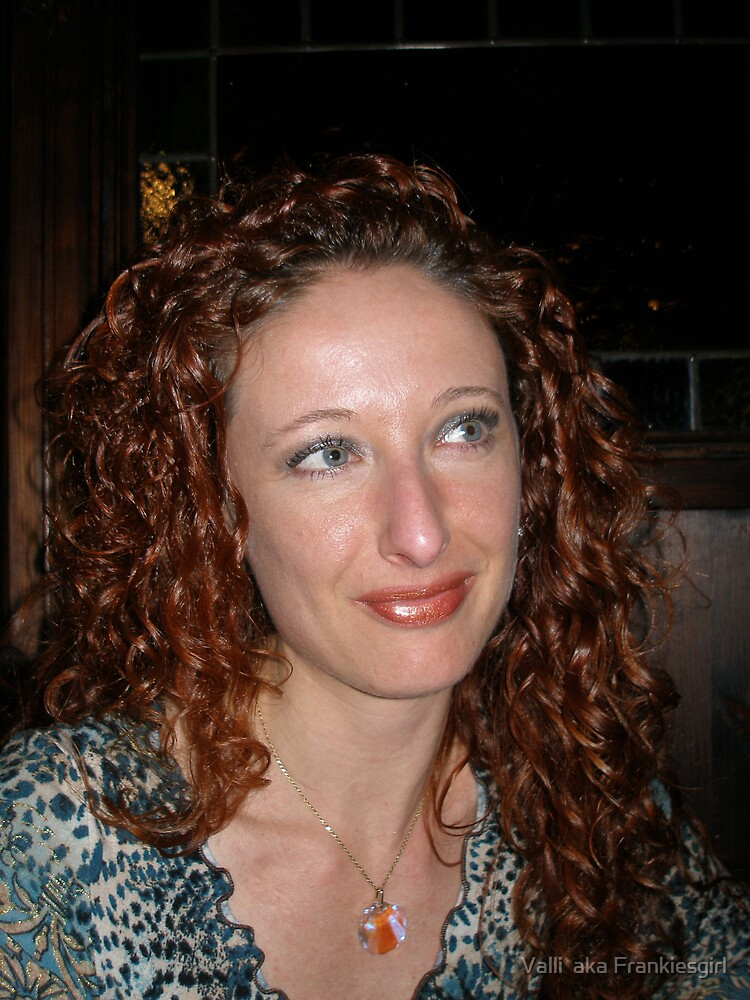 Red Head by Valli  aka Frankiesgirl