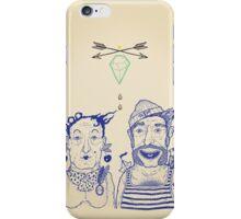 in love forever iPhone Case/Skin
