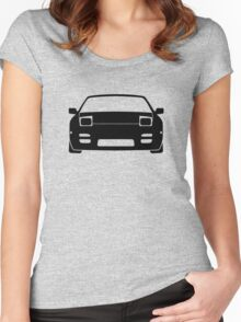 Nissan  240SX S13 JDM Women's Fitted Scoop T-Shirt