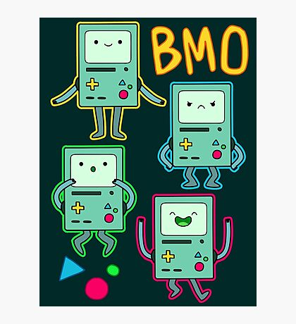 BMO Expressions Photographic Print