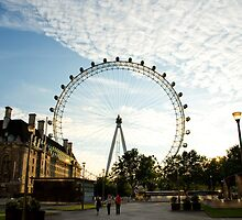 London Eye by Craig Goldsmith