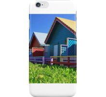 Compass Point Bahamas iPhone Case/Skin