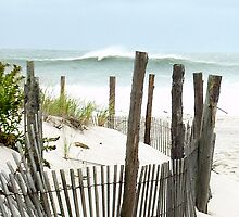 Distant wave by Jen29