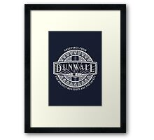 Greetings from Dunwall Framed Print