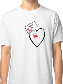 Perth Sold Classic T-Shirt