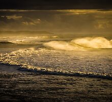 Bells Beach Australia by Russell Charters